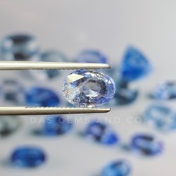 Blue Sapphire, 3 To 12 Carats