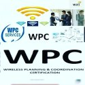 WPC Approval for Wireless Access Systems