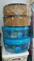 Plastic Kitchen Dabba