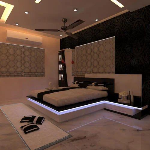 Master Bedroom Interior Designing Services in Wadgaon Sheri