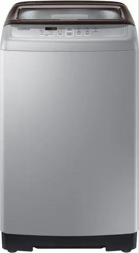Samsung 6 kg Fully Automatic Top Load Washing Machine, WA60M4300HD/TL, Imperial Silver