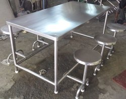 TGPE SS Dining Table