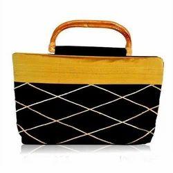 Stylish Clutch Silk Bag