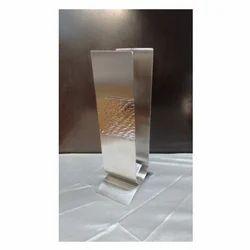 U Design Towel Holder In Steel