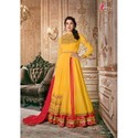 Designer Wedding Wear Floor Length Anarkali Suit