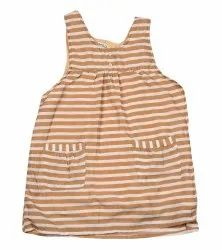 Special Stock Multi Color Stripped Kappogi Sleeveless Apron