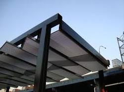 Canopy Sheet Metal Fabrication