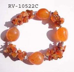 Agate Stone Beads Bracelets