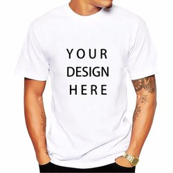 Printed Polyester T Shirt