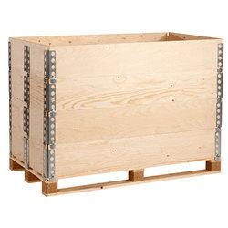 Pallet Collar Container