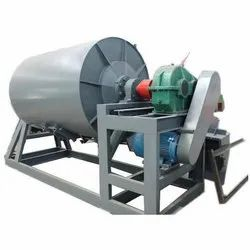 2 Hp Mild Steel Ball Mills, Capacity: 100 To 150 Kg., for Industrial
