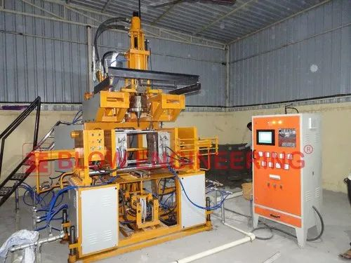 5 to 20 Ltrs. Blow Moulding Machine