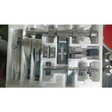 12mm Stainless Steel Door Kit