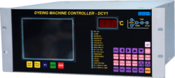 Controller for Yarn Dyeing Machine - DCY1