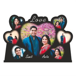 Table Top Sublimation Photo Printed Services