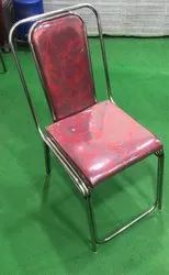 Brown Leather Banquet Chairs