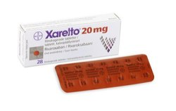 Xarelto 20 mg Tablets