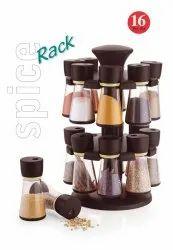 Spice Rack 16 Pcs Set