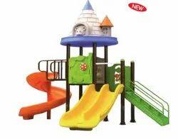 Multi Playstation Juniors Castle Play Yard