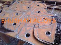 MS Plate Profile Cutting Service