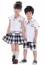 Cotton Summer Pre School Uniform