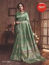 APPLE PRESENT GHOOMAR VOL 2 SMART SILK SAREE ONLINE SHOPPING