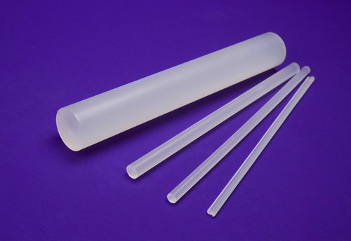 Aflon Engineering White And Natural Glass Filled Ptfe Rods Size Size Mm 19 300 Id 15059680430