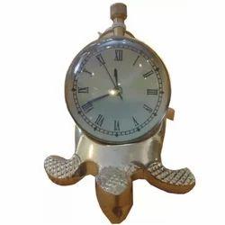 Brass Animal Watch