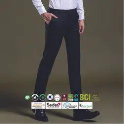 Organic cotton Mens trousers Manufacturer
