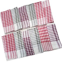 Kitchen Cotton Dusters, GSM: 50-100 GSM