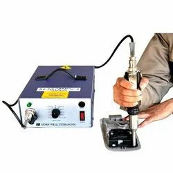 Stainless Steel Ultrasonic Welding Gun
