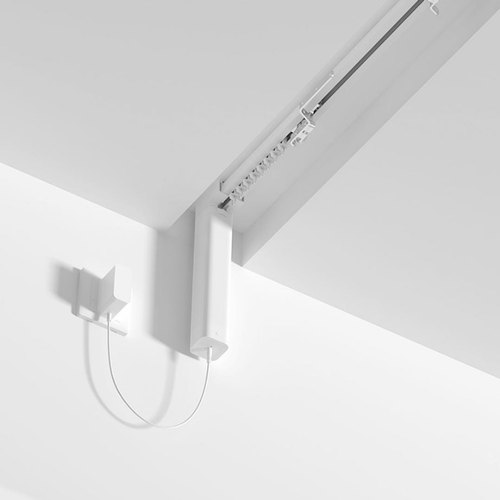 Curtain Tracks Ceiling Mount Two Birds Home