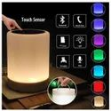 Touch Lamp and LED Light Lamp Wireless Bluetooth Speaker