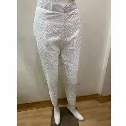 Chicken White Pant