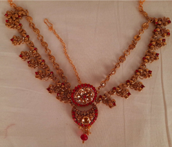 Parampara Angosree Jewellery Set E-007