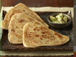 Veg Whole Wheet Paratha