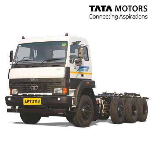 Largest Volvo Suv: TATA LPT 3118 Truck, LPT3118, Tata Motors Limited