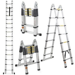 Aluminium Telescopic Ladder