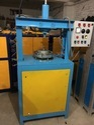 Semi- Automatic Hydraulic Single Die Making Machine