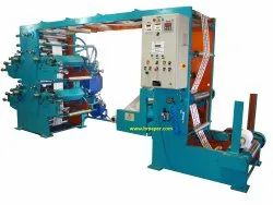 H.R. PAPER Flexographic Printing Machine, For Industrial, Capacity: Standard