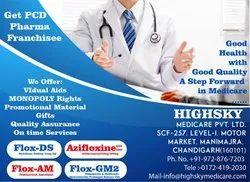 Pharma Franchise Distributor