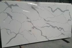 Calacutta White Artificial Stone