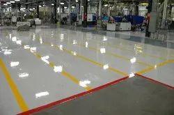 PU/PVC Epoxy Flooring Contractor