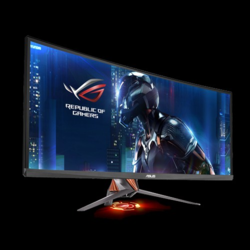 Asus ROG - PG348Q - 34 Ultra Wide QHD Curved Gaming Monitor