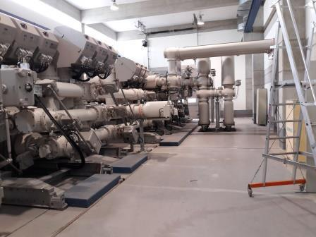 400/220/132kV GIS Substation Design & Engineering in Newtown