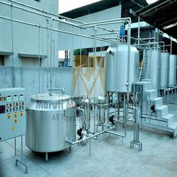 Latest Carbonated Soda Soft Drink Plant