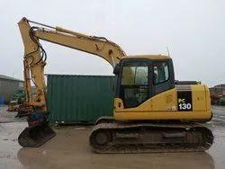 Komatsu PC130-7 Hydraulic Excavator, 13 ton, 89 hp