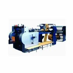 Four Colour Bag Making Machine