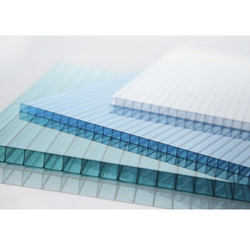 Hollow Polycarbonate Sheet