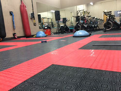 Rubber Gym Flooring Services